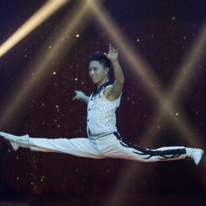 ZANG PHAN au festival du cirque en val de loire