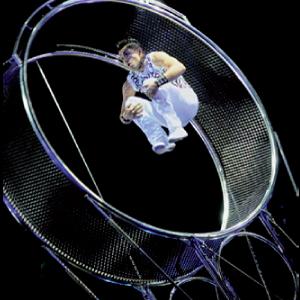 Roue de la mort, Festival International du Cirque Val de Loire